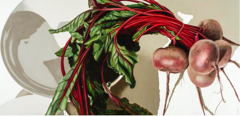 "Claire Stening, ""Beetroots"". Image courtesy of the artist."